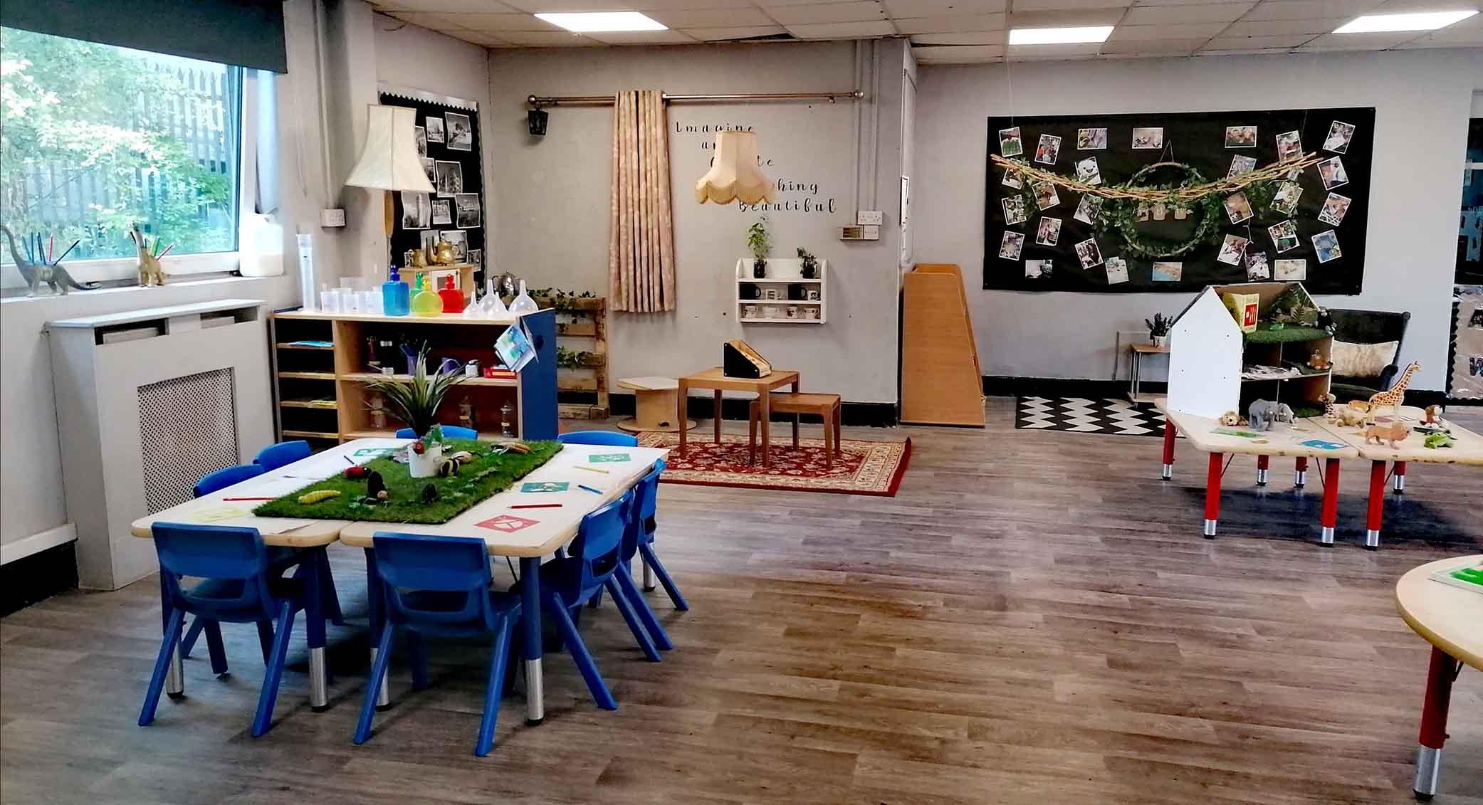 Little Owls – St. Bede's Childcare Limited